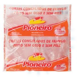 FILE PEITO FRANGO S/PELE S/OSSO PIONEIRO +-1KG-CX20KG