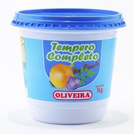 TEMPERO OLIVEIRA S/PIMENTA 1KG-CX12