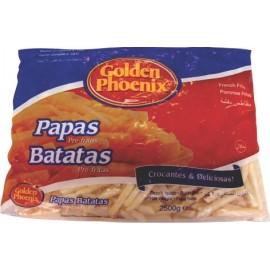 BATATA PALITO GOLDEN PHOENIX  2,5 KG-CX4