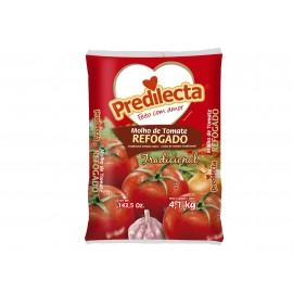 MOLHO TOMATE REFOGADO PREDILECTA 4,1 KG  -  CX 04