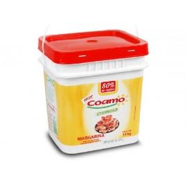MARGARINA COM SAL 80% LIPIDIOS COAMO 15 KG - KG