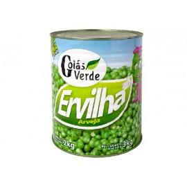 ERVILHA  GOIAS VERDE  2 KG - CX 06