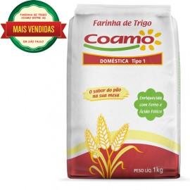 FARINHA DE TRIGO COAMO 5 KG - FD 05