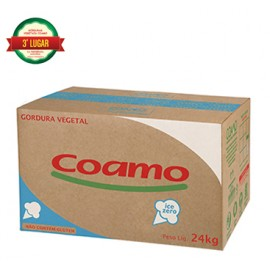 GORDURA V. HIDROG. ICE-ZERO TRANS  COAMO 24 KG - UN