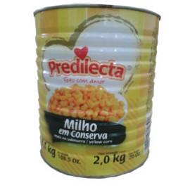MILHO VERDE PREDILECTA 2KG-CX6