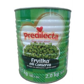 ERVILHA PREDILECTA 2KG-CX6